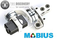 2 Axis Mobius Camera Stabilizer for TBS Discovery