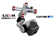 2 Axis SJCam M10+ Micro Camera Stabilizer