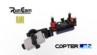 2 Axis Runcam 1 Nano Camera Stabilizer