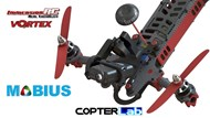2 Axis Mobius Nano Camera Stabilizer for Vortex 285 Mike Version