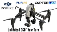 3 Axis Flir Vue Micro Camera Stabilizer for DJI Inspire 1