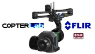 2 Axis Flir Tau 2 Micro Camera Stabilizer