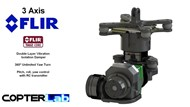 3 Axis Flir Tau 2 Micro Camera Stabilizer