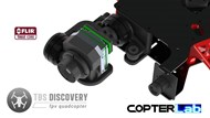 2 Axis Flir Tau 2 Micro Camera Stabilizer for TBS Discovery