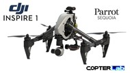 2 Axis Parrot Sequoia+ Micro NDVI Camera Stabilizer for DJI Inspire 1