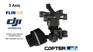 3 Axis Flir Vue Pro Micro Camera Stabilizer for DJI Matrice 600 M600 pro