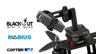 2 Axis Mobius Nano Camera Stabilizer for Blackout Mini H