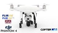 2 Axis Flir Tau 2 Micro Camera Stabilizer for DJI Phantom 4 Standard