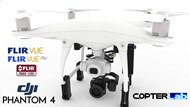 2 Axis Flir Tau 2 Micro Camera Stabilizer for DJI Phantom 4 Professional