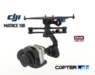 2 Axis Flir Tau 2 Micro Camera Stabilizer for DJI Matrice 100