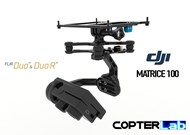 2 Axis Flir Duo R Micro Camera Stabilizer for DJI Matrice 100
