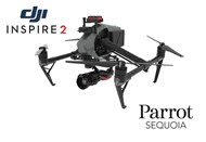 2 Axis Parrot Sequoia+ Micro NDVI Camera Stabilizer for DJI Inspire 2