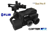 2 Axis Flir Duo Pro R Micro Camera Stabilizer