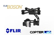 2 Axis Flir Boson Micro Camera Stabilizer