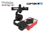2 Axis Micasense RedEdge M Micro NDVI Camera Stabilizer