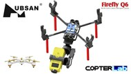 2 Axis Hawkeye Firefly Q6 Nano Camera Stabilizer for Hubsan FPV X4 H501A
