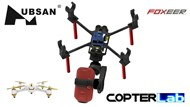 2 Axis Foxeer Legend 1 Nano Camera Stabilizer for Hubsan FPV X4 H501A