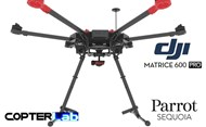 2 Axis Parrot Sequoia+ Micro NDVI Camera Stabilizer for DJI Matrice 600 M600 pro