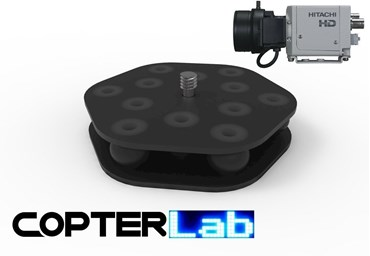 Universal Camera Stabilizer Damping Plate for HDTV Camera