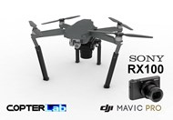 Sony RX 100 RX100 Bracket for DJI Mavic Pro