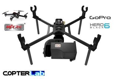 2 Axis GoPro Hero Nano Camera Stabilizer for Mjx Bugs 2C 2W