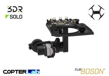2 Axis Flir Boson Micro Camera Stabilizer for 3DR Solo