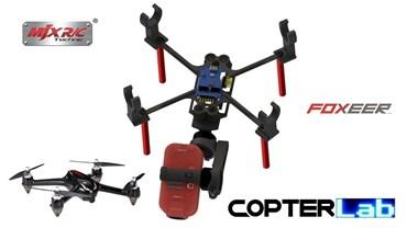 2 Axis Foxeer Legend 2 Nano Camera Stabilizer for MJX Bugs 2C 2W