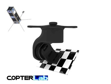 2 Axis Space Camera Stabilizer System for Satellite Tracking Antenna