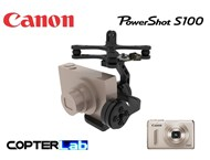 2 Axis Canon Powershot S100 Camera Stabilizer