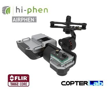 2 Axis Hiphen Airphen + Flir Tau 2 Dual NDVI Camera Stabilizer