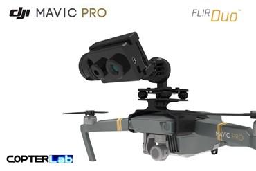 2 Axis Flir Duo R Nano Camera Stabilizer for DJI Mavic Pro