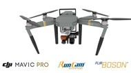Flir Boson + Runcam Night Eagle 2 Pro Bracket for DJI Mavic Pro