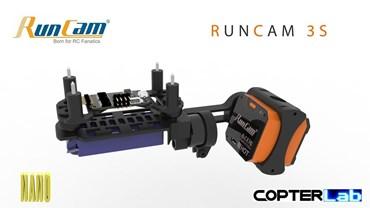 2 Axis RunCam 3s Nano Camera Stabilizer