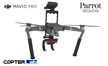 Parrot Sequoia+ NDVI Bracket for DJI Mavic Pro