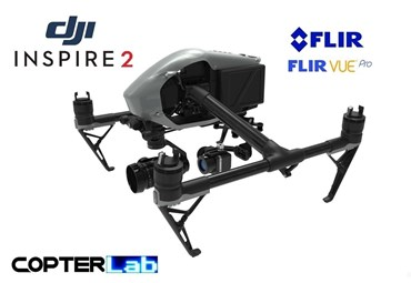 2 Axis Flir Vue Pro Micro Camera Stabilizer for DJI Inspire 2