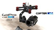 2 Axis GoPro Hero 4 Session Micro Camera Stabilizer
