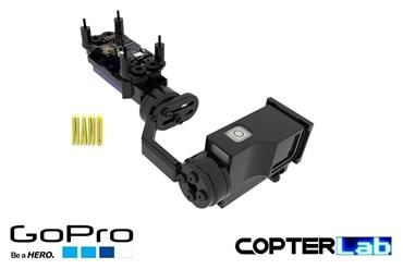2 Axis GoPro Hero 2 Nano Camera Stabilizer