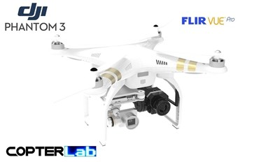 2 Axis Flir Vue Pro R Micro Camera Stabilizer for DJI Phantom 3 Advanced