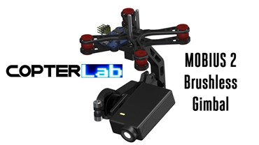 2 Axis Mobius Mini Camera Stabilizer