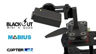 2 Axis Mobius Mini Nano Camera Stabilizer for Blackout Mini H