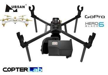 2 Axis GoPro Hero Nano Camera Stabilizer for Hubsan FPV X4 H501A