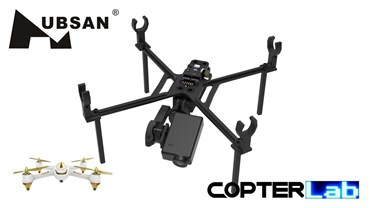 2 Axis Mobius2 Nano Camera Stabilizer for Hubsan FPV X4 H501A