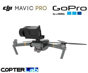 2 Axis GoPro Hero 1 Nano Camera Stabilizer for DJI Mavic Pro