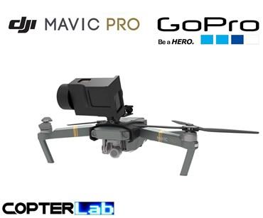 2 Axis GoPro Hero 3 Nano Camera Stabilizer for DJI Mavic Pro