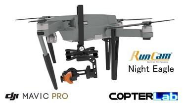 2 Axis Night Vision Camera Stabilizer IR Kit for DJI Mavic Pro