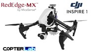 2 Axis Micasense RedEdge MX Micro NDVI Camera Stabilizer for DJI Inspire 1