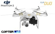 2 Axis Flir Duo Micro Camera Stabilizer for DJI Phantom 3 Standard
