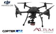 2 Axis Micasense Altum Micro NDVI Skyport Camera Stabilizer for DJI Matrice 210 M210