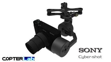 2 Axis Sony HX 60 HX60 Camera Stabilizer