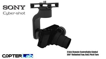 3 Axis Sony HX 99 HX99 Camera Stabilizer